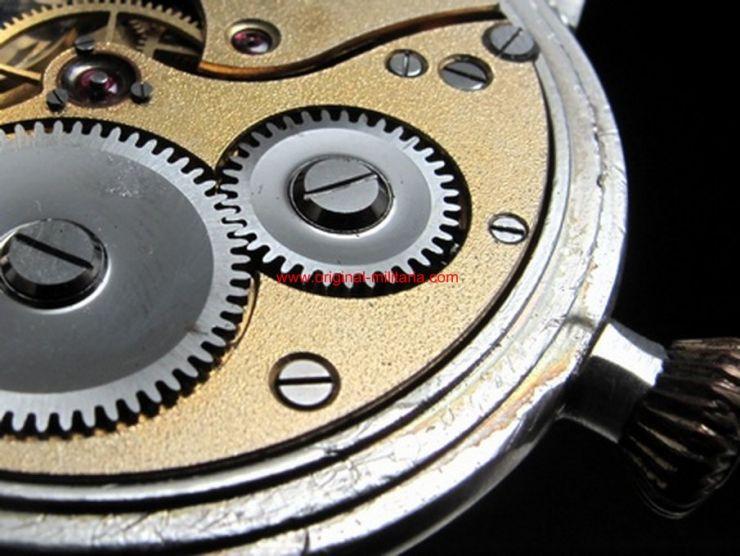 """Reloj Militar """"Denco Revue"""" de 1930"""